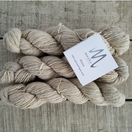 Moeke Yarns Elena Natural