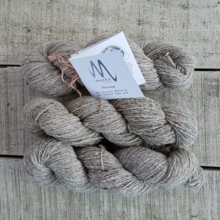 Moeke Yarns Heritage Light