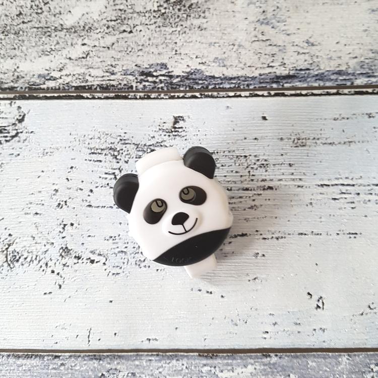 Hiyahiya Panda Li Click It Toerenteller Wol Zo Eerlijk