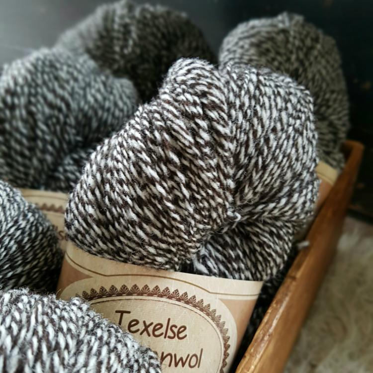 d87954096fb220 Breipatroon Basic rib sokken - Texelse Schapenwol Puur - Wol zo Eerlijk
